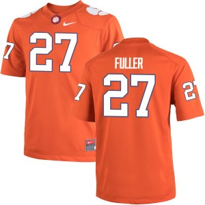 C.J. Fuller Nike Clemson Tigers Men's Limited Team Color Jersey  -  Orange